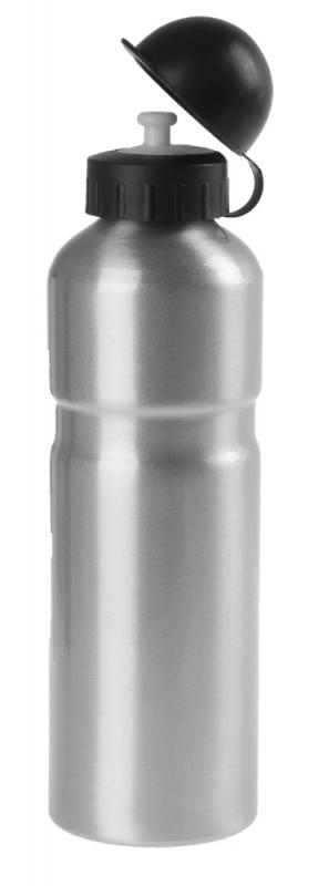 Point Trinkflasche Alu 0,75ltr  silber - Point Trinkflasche Alu 0,75ltr  silber