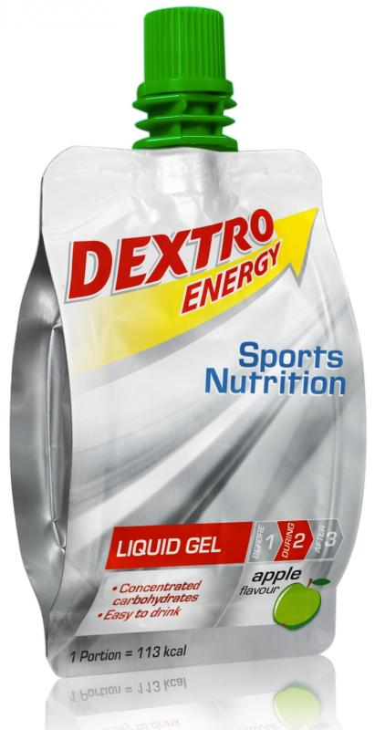 Liquid Gel Apfel Dextro - Liquid Gel Apfel Dextro