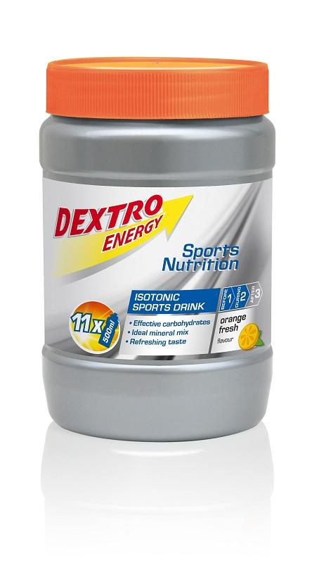 Isotonic Sports Drink 'Dextro Energy' - Isotonic Sports Drink 'Dextro Energy' bei Fahrrad-Kraus