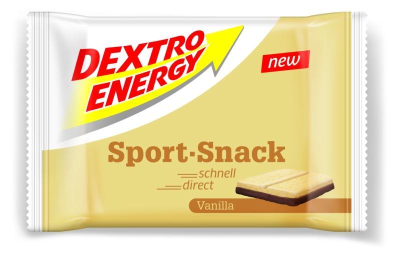 Sport Snack `Dextro Energy` vanille - Sport Snack `Dextro Energy` vanille