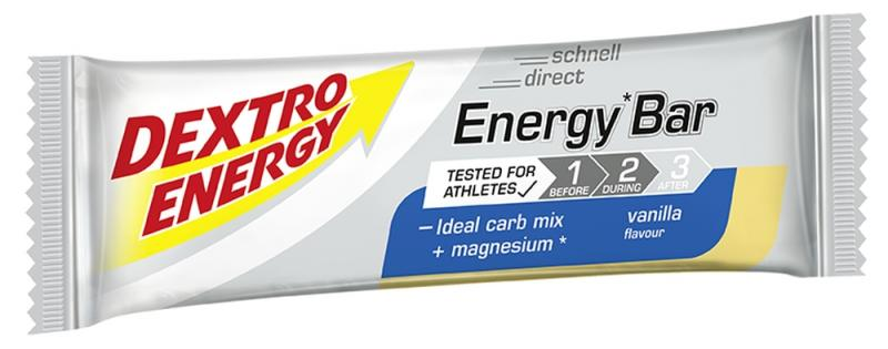 Sport Snack Dextro Energy Bar vanille - Sport Snack Dextro Energy Bar vanille