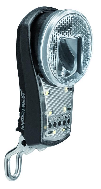 Scheinwerfer `Lumotec IQ Fly T` Taglicht Premium - Scheinwerfer `Lumotec IQ Fly T` Taglicht Premium