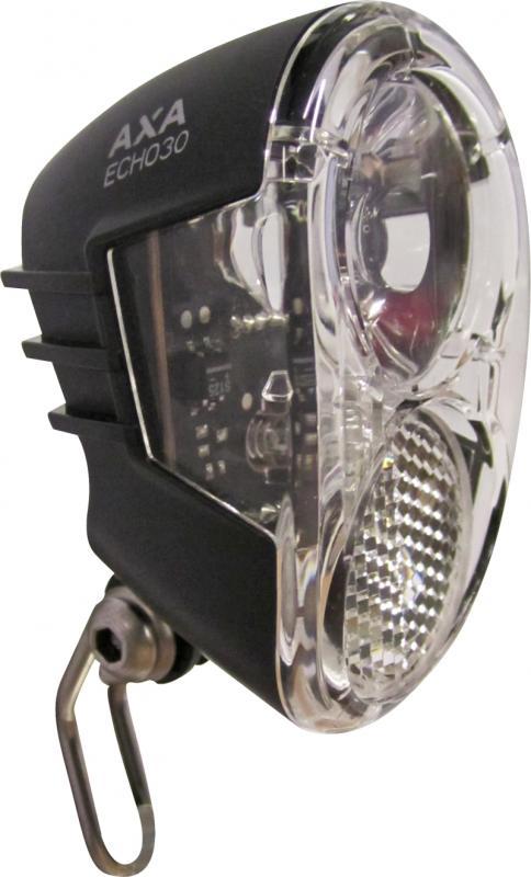 Scheinwerfer 'AXA Echo 30 Steady Auto' - Scheinwerfer 'AXA Echo 30 Steady Auto'