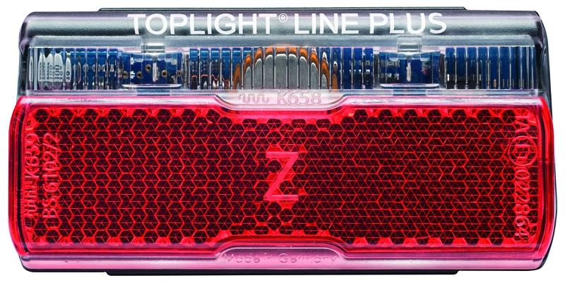 Gepäckträgerrücklicht `Toplight Line plus` - Gepäckträgerrücklicht `Toplight Line plus`