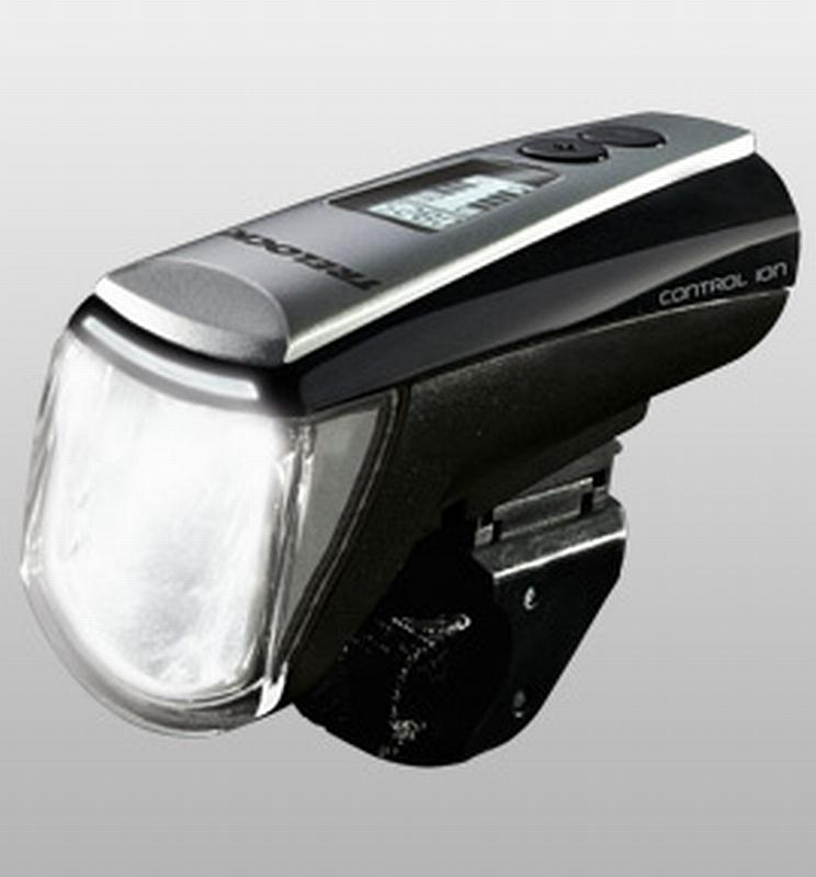Batteriescheinwerfer  `Trelock LS 950 Control Ion` - Batteriescheinwerfer  `Trelock LS 950 Control Ion`