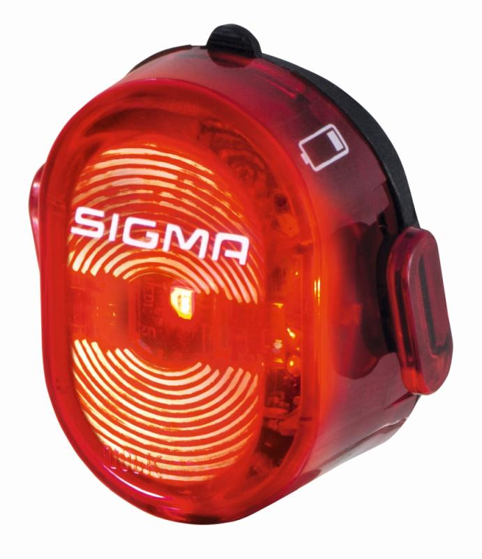 Sigma Sport Beleuchtungsset Aura 60 USB/Nugget 2 - Sigma Sport Beleuchtungsset Aura 60 USB/Nugget 2