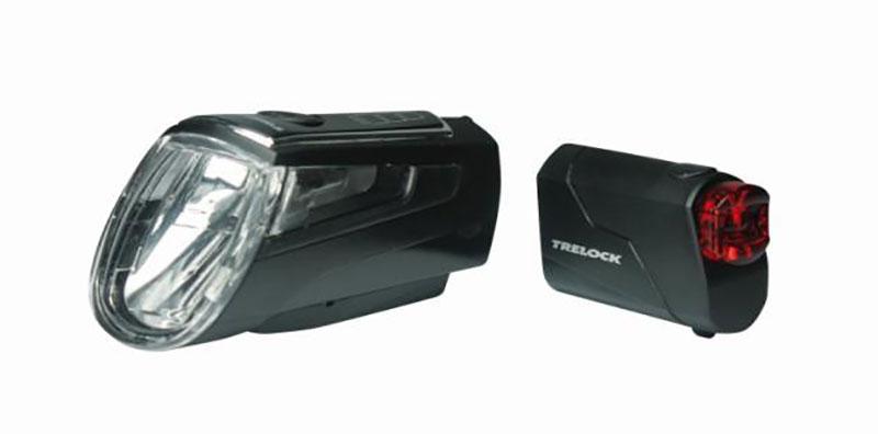Trelock Batteriebeleuchtungsset  LS 560 I-Go/LS 720 - Trelock Batteriebeleuchtungsset  LS 560 I-Go/LS 720