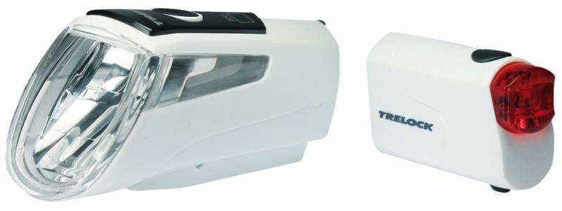 Batteriebeleuchtungsset 'Trelock LS 460 I-Go/LS 720' - Batteriebeleuchtungsset 'Trelock LS 460 I-Go/LS 720'