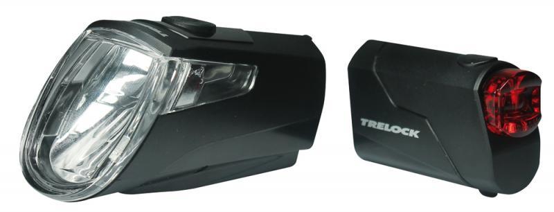 Kombiset 'Trelock LS 360 I-Go/LS 720' schwarz - Kombiset 'Trelock LS 360 I-Go/LS 720' schwarz bei Fahrr