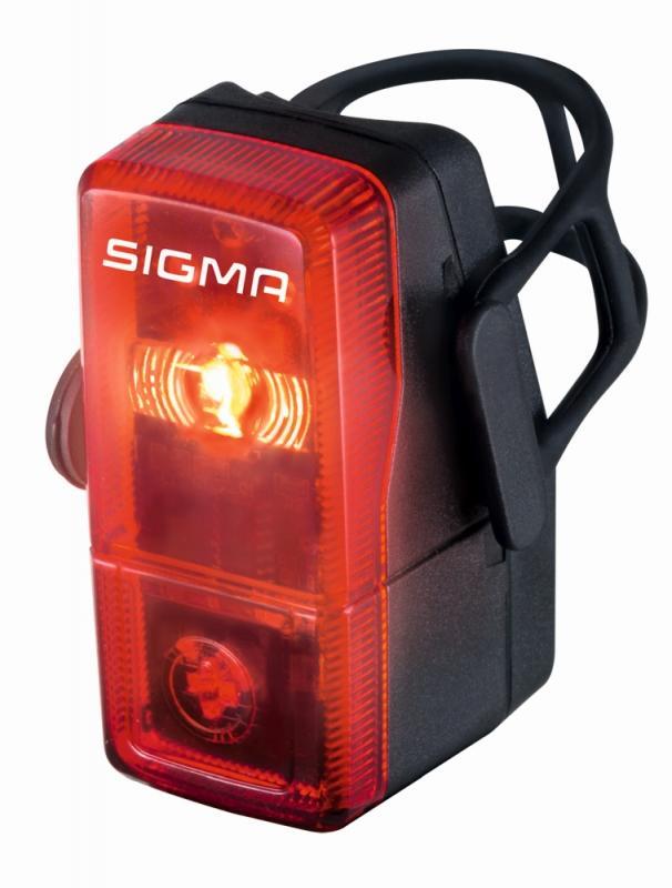 LED Rücklicht `Sigma Cubic` - LED Rücklicht `Sigma Cubic`