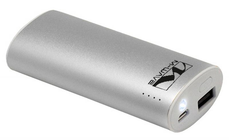 USB Powerbank 'M-Wave' - USB Powerbank 'M-Wave' bei Fahrrad-Krause.de