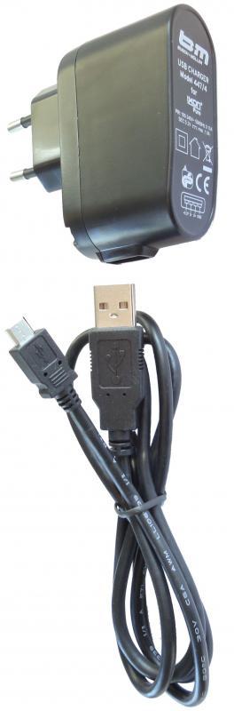USB Ladegerät 'Busch&Müller' - USB Ladegerät 'Busch&Müller'