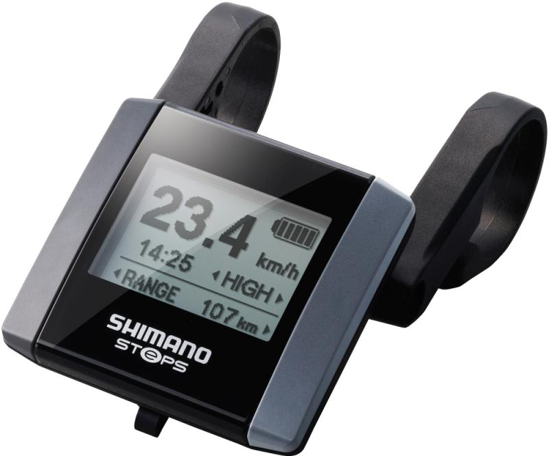 Display `SHIMANO` STEPS klein SC-E6000 - Display `SHIMANO` STEPS klein SC-E6000