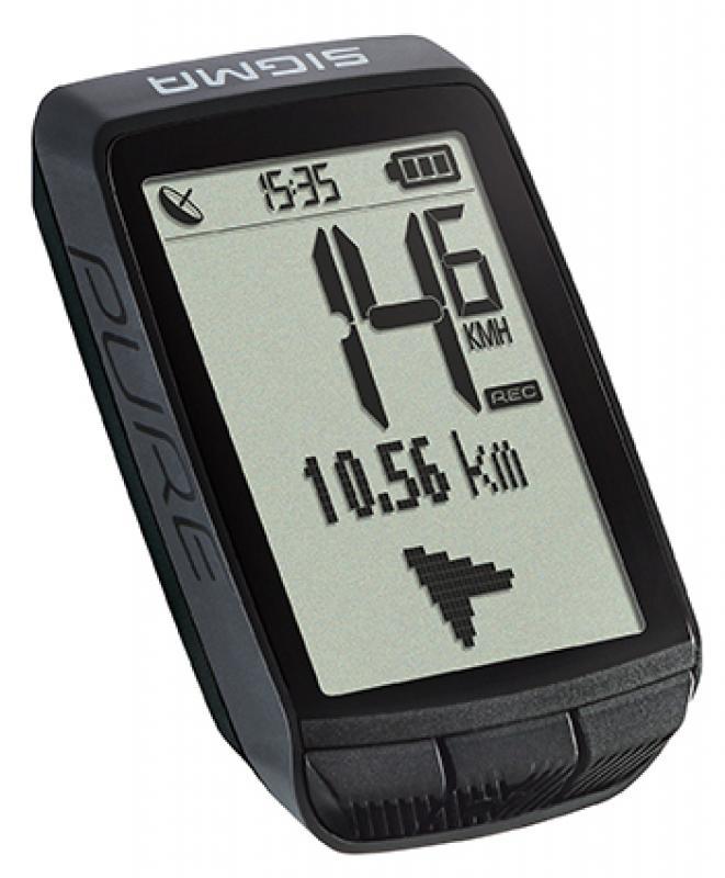 SaarRad Fr. Hoffmann GmbH - B2B-Shop - Computer 'Sigma Sport Bc Pure GPS'