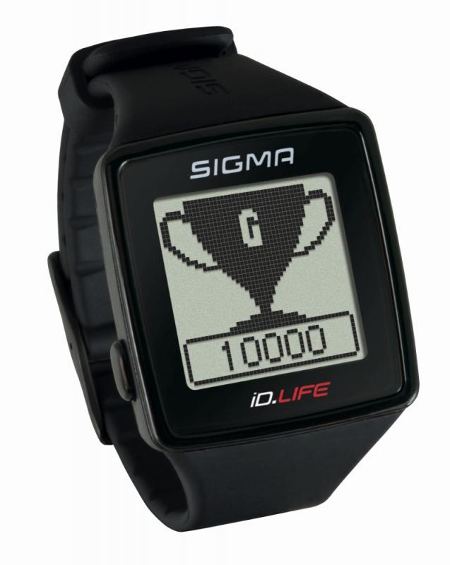 Pulsmesser Sigma Sport ID.Life schwarz - Pulsmesser Sigma Sport ID.Life schwarz