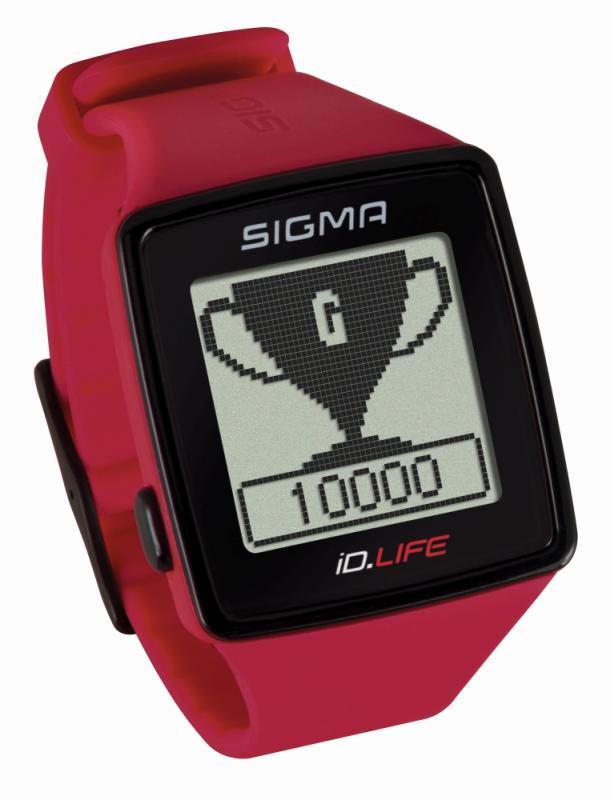 Pulsmesser Sigma Sport ID.Life rot - Pulsmesser Sigma Sport ID.Life rot