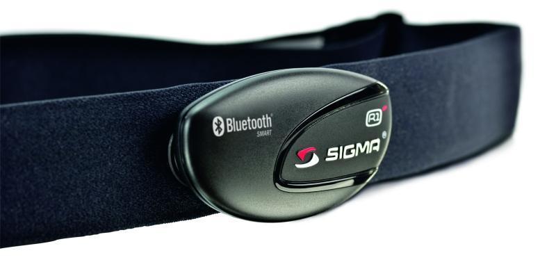 Textilbrustgurt `Sigma Sport R1 Blue Comfortex` - Textilbrustgurt `Sigma Sport R1 Blue Comfortex`