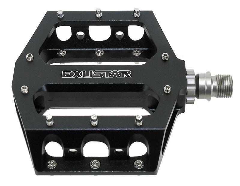 BMX Pedal 'Exustar' CNC gefräst - BMX Pedal 'Exustar' CNC gefräst