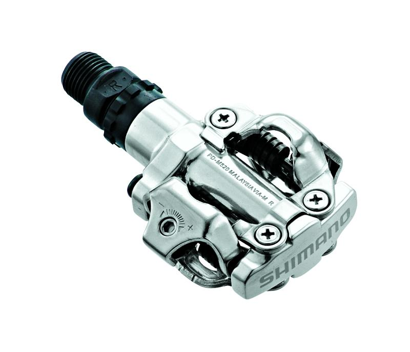 Shimano Pedale PDM 520 - Shimano Pedale PDM 520