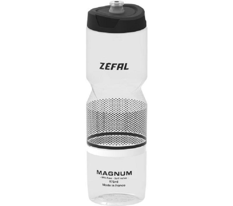 Trinkflasche 'Magnum Zefal' 1 ltr - Trinkflasche 'Magnum Zefal' 1 ltr