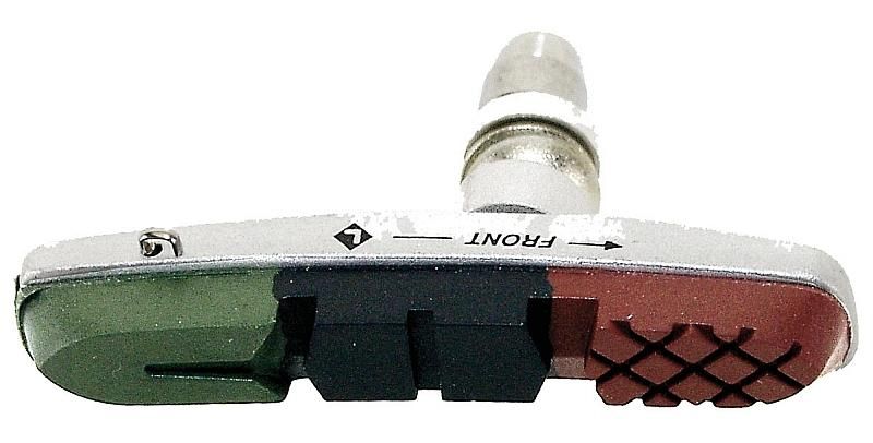 Bremsschuhe V-Brake Cartridge - Bremsschuhe V-Brake Cartridge