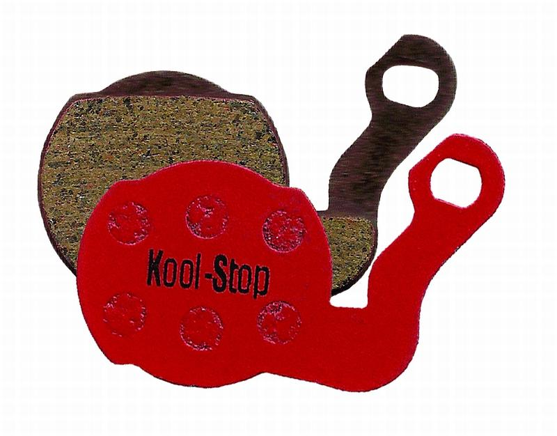 Scheibenbremsbeläge ' Kool Stop ' KS D 150 - Scheibenbremsbeläge ' Kool Stop ' KS D 150