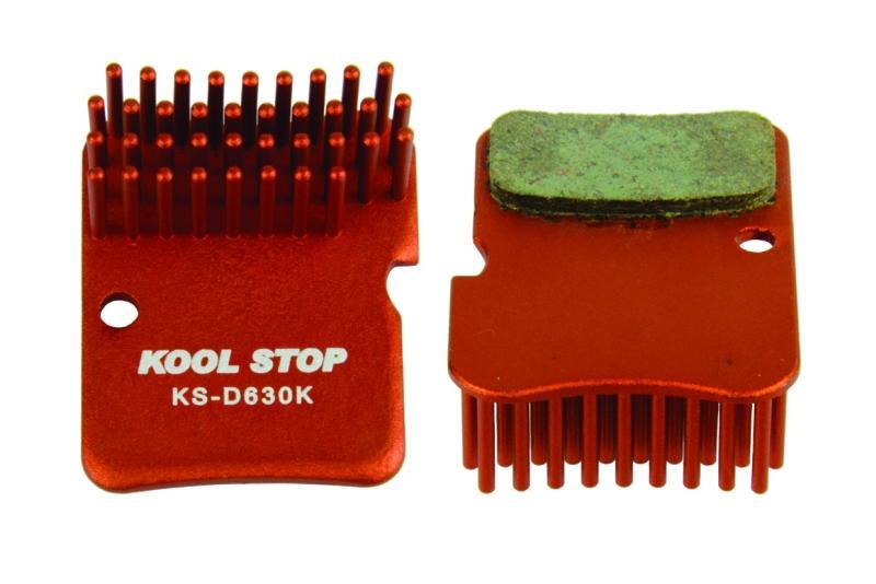 Scheibenbremsbeläge ' Kool Stop ' gesintert KS D 630K - Scheibenbremsbeläge ' Kool Stop ' gesintert KS D 630K