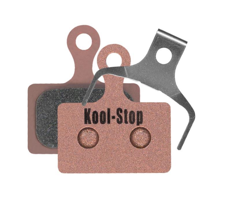 Scheibenbremsbeläge ' Kool Stop ' KS D 625 - Scheibenbremsbeläge ' Kool Stop ' KS D 625
