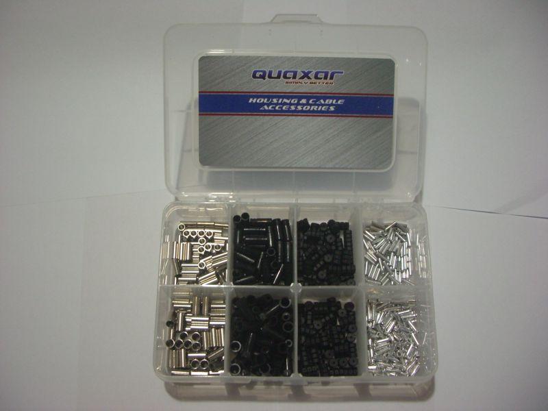 Abschlußhülsen- und Endkappenbox - Abschlußhülsen- und Endkappenbox
