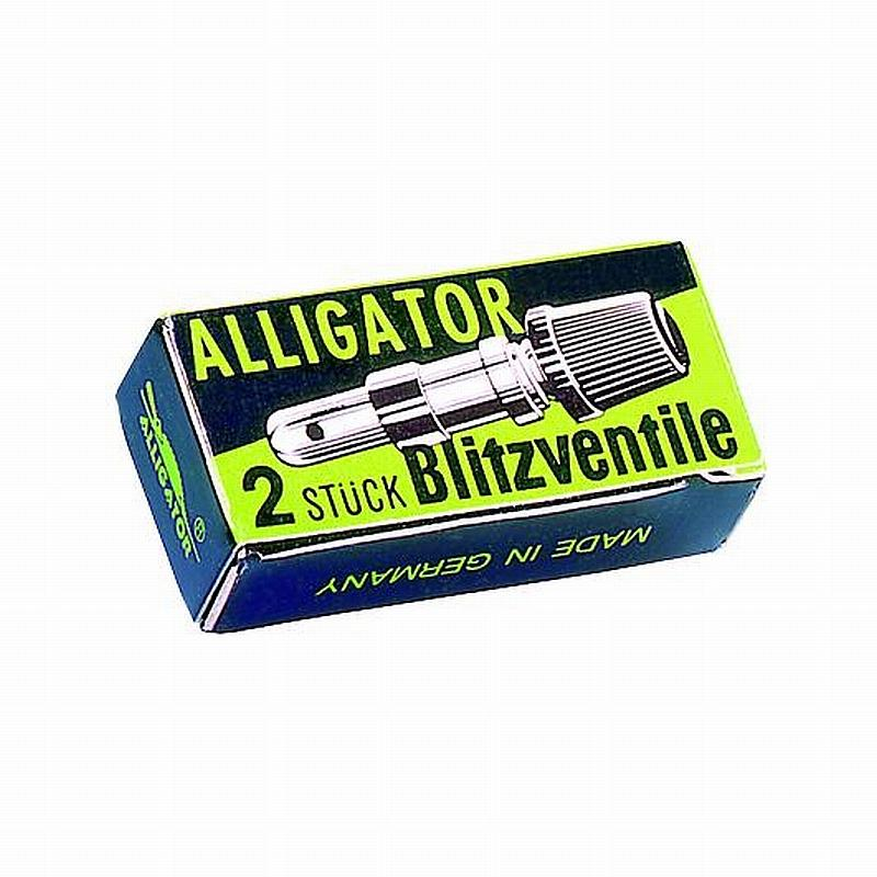 Bltzventile Alligaro verpackt - Bltzventile Alligaro verpackt