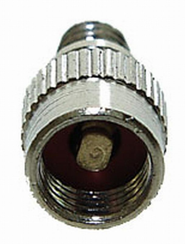 Übergangsnippel AV-DV mit Stift - Übergangsnippel AV-DV mit Stift