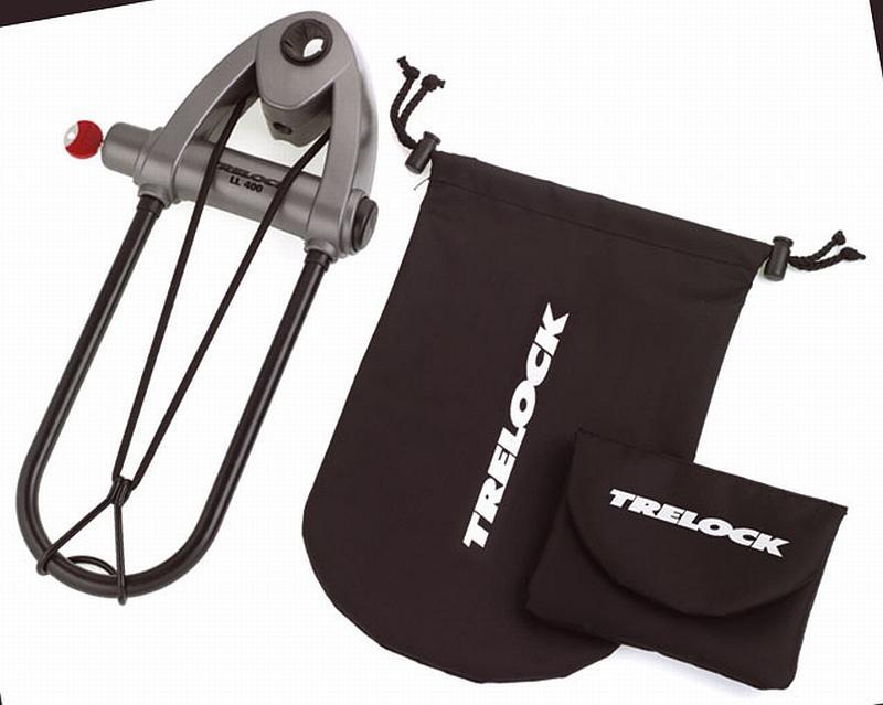 Bügelschloß 'Trelock Lock+Luggage' - Bügelschloß 'Trelock Lock+Luggage'