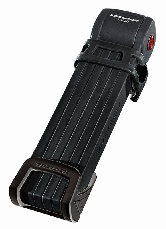 Faltschloß Trelock 'FS 300L' schwarz - Faltschloß Trelock 'FS 300L' schwarz