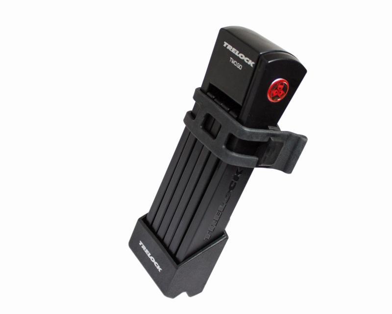Faltschloß 'Trelock FS 200 Two.Go' schwarz - Faltschloß 'Trelock FS 200 Two.Go' schwarz
