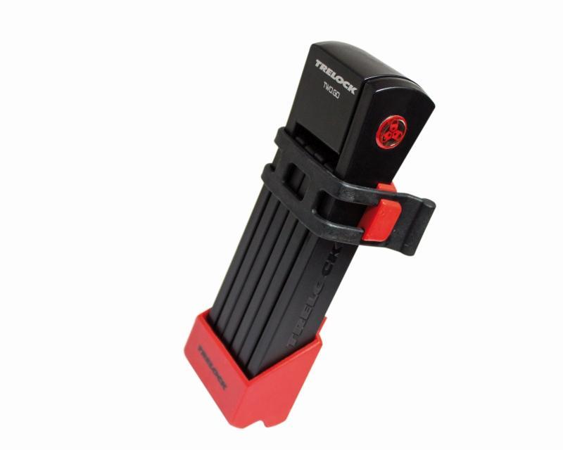 Faltschloß 'Trelock FS 200 Two.Go' rot - Faltschloß 'Trelock FS 200 Two.Go' rot