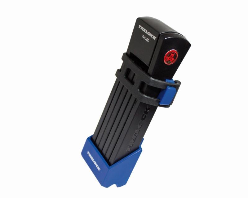 Faltschloß 'Trelock FS 200 Two.Go' blau - Faltschloß 'Trelock FS 200 Two.Go' blau