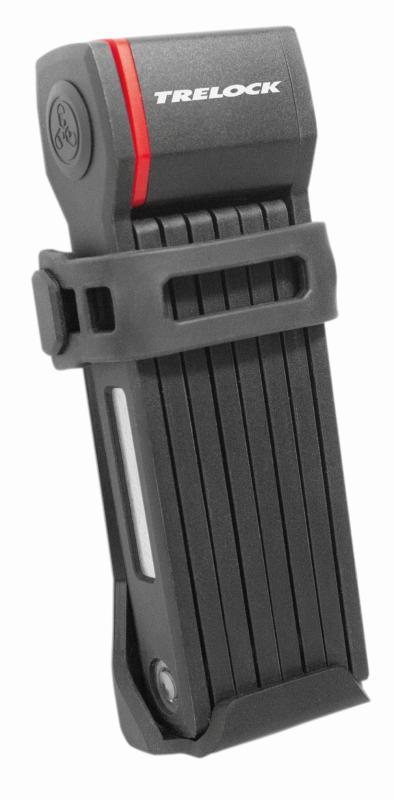 SaarRad Fr. Hoffmann GmbH - B2B-Shop - Trelock Faltschloß FS 280/80  Two.Go schwarz