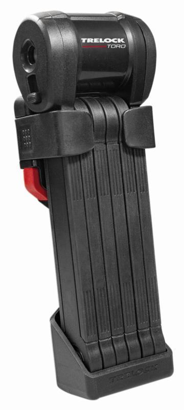 SaarRad Fr. Hoffmann GmbH - B2B-Shop - Trelock Faltschloß FS 580 X-Press schwarz 100 cm
