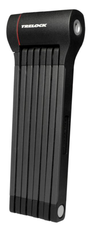 SaarRad Fr. Hoffmann GmbH - B2B-Shop - Trelock Faltschloß FS 480  schwarz 130 cm