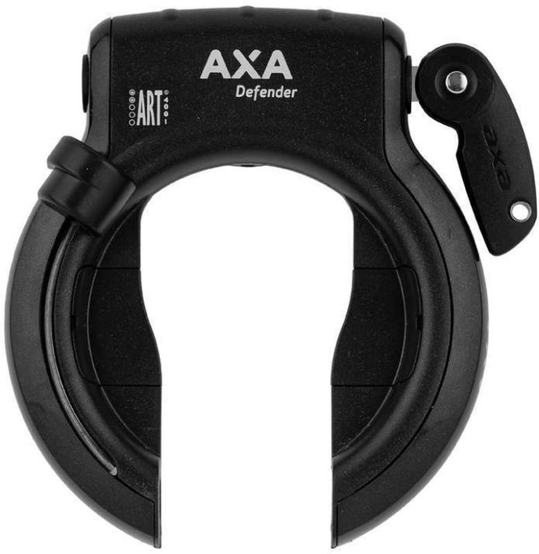 Ringschloß Axa Defender schwarz - Ringschloß Axa Defender schwarz