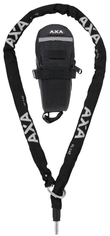 Anschlußkette AXA RLC 140 inkl. Tasche - Anschlußkette AXA RLC 140 inkl. Tasche