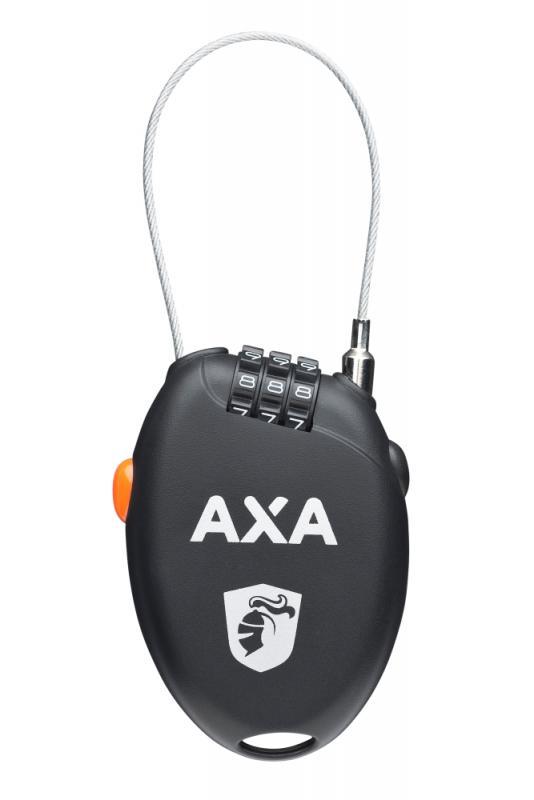 Seilschloß `Axa Roll` - Seilschloß `Axa Roll`