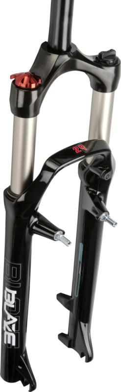 Federgabel 'RST Blaze TNL  27,5' schwarz, - Federgabel 'RST Blaze TNL  27,5' schwarz,