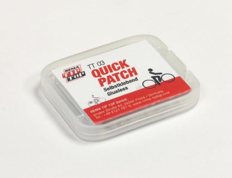 Selbstklebende Reparaturflicken 'TT03 Quick Patch' - Selbstklebende Reparaturflicken 'TT03 Quick Patch'