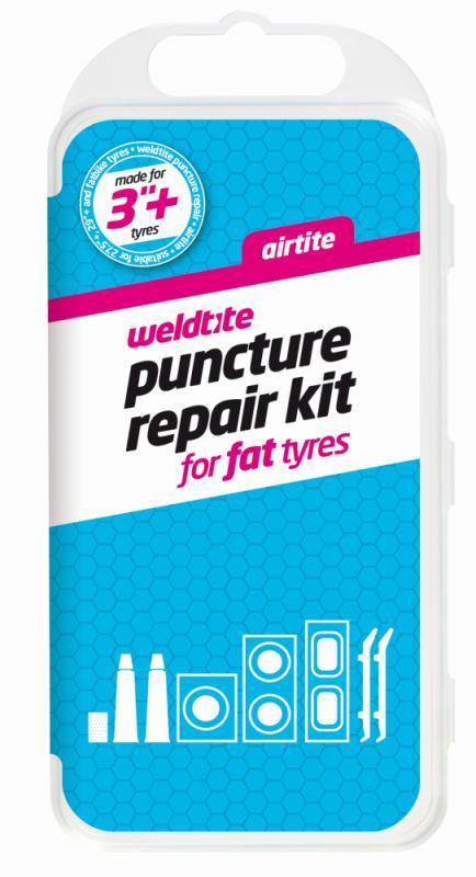 Reparaturdose 'Weldtite' für Fat Bike - Reparaturdose 'Weldtite' für Fat Bike