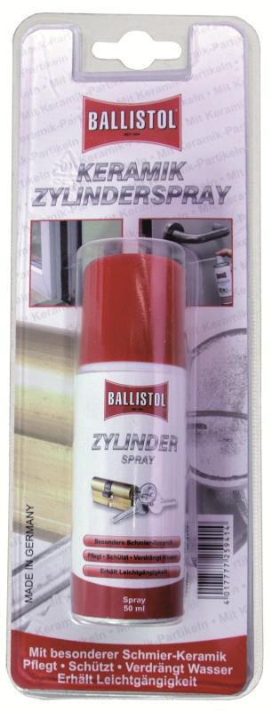 Keramik-Zylinderspray Ballistol 50ml - Keramik-Zylinderspray Ballistol 50ml