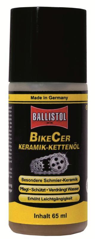 BikeCer Keramik-Kettenfett Ballistol 65ml - BikeCer Keramik-Kettenfett Ballistol 65ml