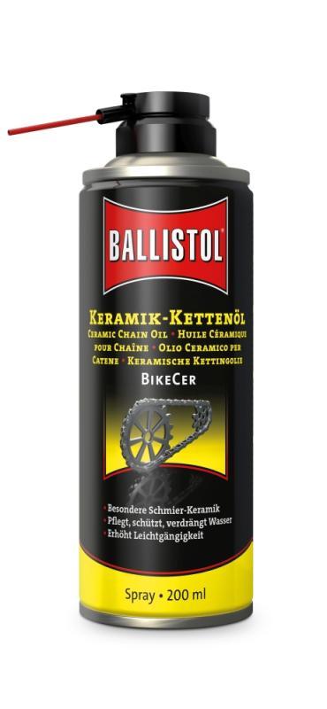 BikeCer Keramik-Kettenfett Ballistol 100ml - BikeCer Keramik-Kettenfett Ballistol 100ml