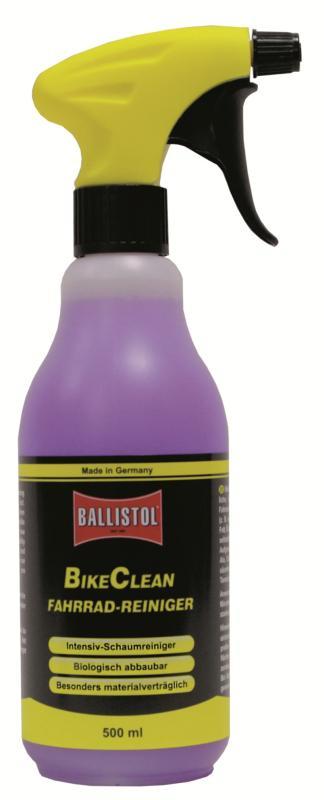 BikeClean Fahrradreiniger Ballistol 500ml - BikeClean Fahrradreiniger Ballistol 500ml