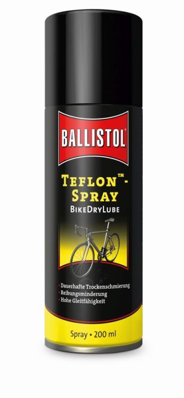 BikeDryLube Teflonspray Ballistol 100ml - BikeDryLube Teflonspray Ballistol 100ml